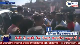 केबिनेट मंत्री बघेल का पीथमपुर में जगह जगह स्वागत। #bhartiyanews #pithampur