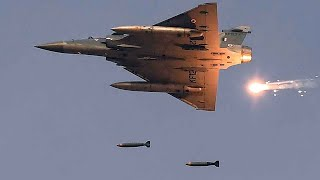 India strikes back- Details of Indian Air Force attack in Pakistan
