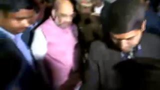 Shri Amit Shah launches Kaml Jyoti Sankalp Abhiyan from Saidpur in Ghazipur, Uttar Pradesh