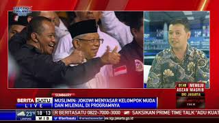 Prime Time Talk: Adu Kuat Program Baru Capres # 1
