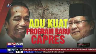 Prime Time Talk: Adu Kuat Program Baru Capres # 2
