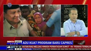 Prime Time Talk: Adu Kuat Program Baru Capres # 3