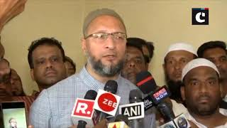 IAF air strikes in PoK: Right step taken by govt, we stand by them, says Asaduddin Owaisi