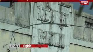 Prantij - The school is locked