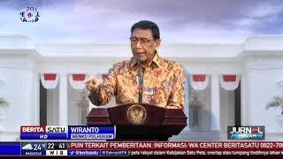 Politik Uang Jelang Pemilu, Wiranto: Tunjuk Elitenya Siapa