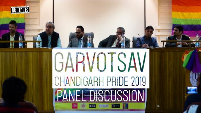 Glimpses of Panel Discussion at CHANDIGARH GARVOTSAV 2019 | LGBTQIA PRIDE WEEK 2019 | RFE | Highlights