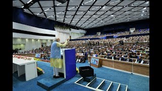 PM Narendra Modi's speech at the National Youth Parliament Festival Awards