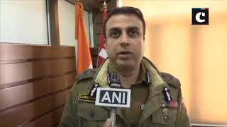Two JeM terrorists killed in J&K's Shopian encounter: IGP SP Pani