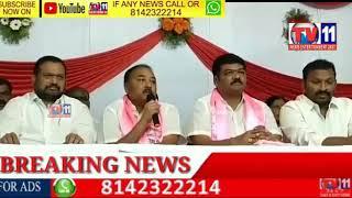 Warangal Urban- MP Banda Prakash, MLA seeking a meeting of Panchayati Raja Minister Errabelli Dayaka