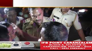 Clashes Between Police And BJP Workers During Effigy Burning Of Chella Kumar