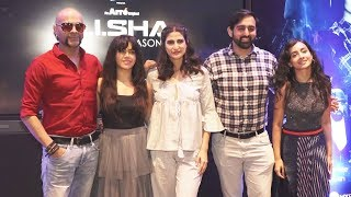 Aahana Kumra & Raghu Ram At New Web Series A I SHA My Virtual Girlfriend Launch