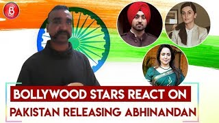 Bollywood Stars REACT On Pakistan Releasing Abhinandan video - id  371a929f7a30c9 - Veblr Mobile