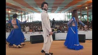 पलंग करे चोय चोय गाने पे खेसारीलाल के शो में मचा धमाल | Best Dancer , Khesarilal Yadav Live Show
