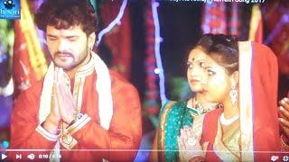 Live Video - Khesarilal Yadav Devi Geet - Next Live 27 Sept 2017 On Birthday Celebration