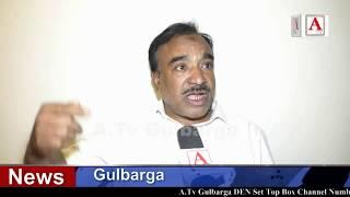 Gulbarga Me Wakaf Board Election K Arrangements Chairman Abdul Qadeer Chonge Ka Bayan