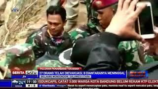 Diperkirakan 33 Orang Masih Terjebak di Longsoran Tambang Emas