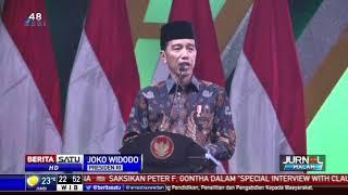 Jokowi Ajak Umat Lawan Penyebaran Berita Dusta