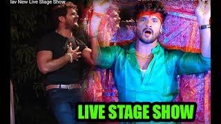 माटी के मूर्ति से ताके ली मुस्काई के | Khesari Lal Yadav |  New Bhojpuri Hit Live Stage Show 2017