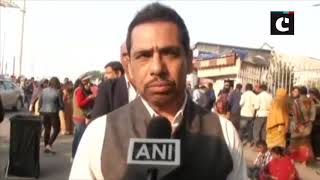When people will believe I can serve, then I'll join politics: Robert Vadra