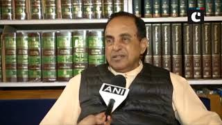Pakistan's decision to pick up IAF Wing Commander Abhinandan was against international law: Swamy