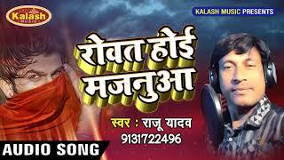 2018 Raju Yadav का Super Hitt Live Song मर जाई मजनुआ हमार तड़प के || Rowat Hoi Majanua