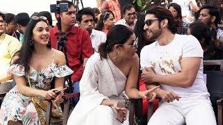 Gurmeet Choudhary & Debina At Muhurat Of Vikram Phadnis' Marathi Film Smile Please