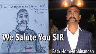 IAF Wing Commander Abhinandan Varthaman Is Back In INDIA I Good Gesture By Pakistan