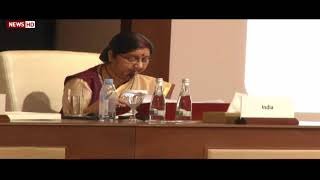 EAM Smt Sushma Swaraj's address at the OIC Conclave in Abu Dhabi