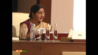 God is One but learned men describe Him in many ways: EAM, Smt Sushma Swaraj quoting Rigveda