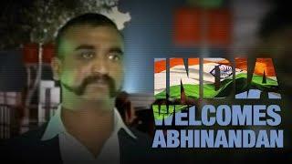 India welcomes Wing Commander Abhinandan Varthaman | Economic Times