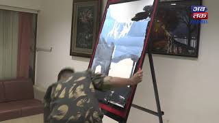 Tribute to brave Indian Soldiers | Jay Dave - Artist | Exclusive Abtak Media