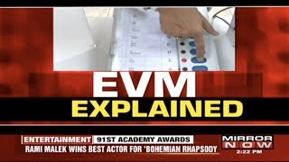 """EVM & VVPAT - The Pride of Indian Democracy"""