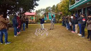 Corporate Outing and Team Building Activities at Binsar   #wravelerforlife