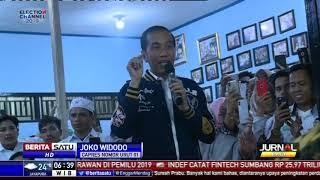 """Jokowi """"Menggoda"""" dengan Kartu Pra Kerja"""