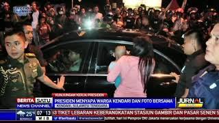 Kunjungi Kendari, Jokowi Belanja Baju Diskonan