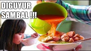 GOKIL! CABE SEGELAS PLUS 2 BAKSO GRANAT #KulinerJakarta