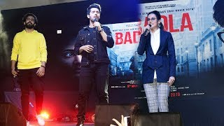 Taapsee Pannu Promotes Badla Movie At Mithibai College With Amaal And Armaan Malik