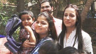 Poonam Mahajan Ashish Shelar & Rouble Nagi At Misaal Mumbai's Health Camp
