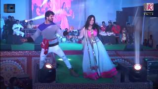 Khesari Lal Yadav और Shubhi Sharma का जबरदस्त #Dance - Love Kala Sab Hoyi - Stage Show