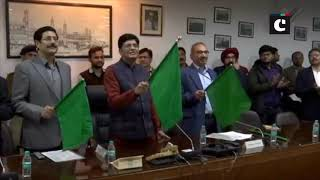 Piyush Goyal flags off Ara-Ranchi Express through video-conferencing in New Delhi