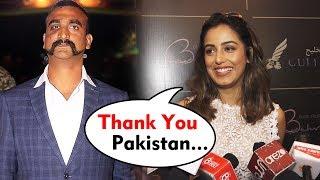 Srishty Rode Thanks Pakistan For Releasing Wing Commander Abhinandan