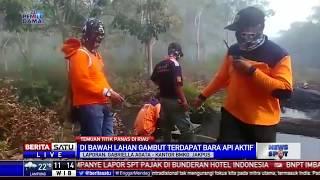 51 Titik Panas Tersebar di Empat Kabupaten di Riau