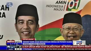 Jokowi Optimistis Menang Besar di Sulawesi Tenggara