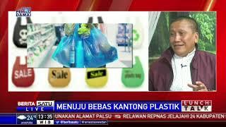 Lunch Talk: Menuju Bebas Kantong Plastik #2