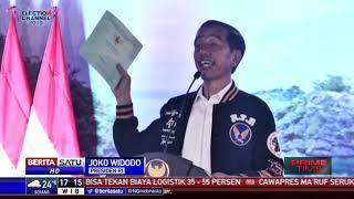 Bagikan Sertifikat Tanah di Kendari, Jokowi: Gunakan Sebaik-baiknya