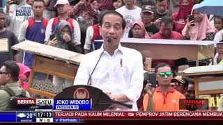 Jokowi: Setuju Mi dan Bakso Jadi Makanan Khas Indonesia