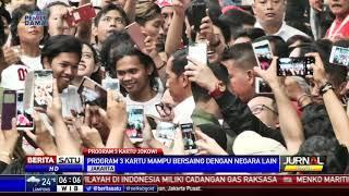 Jokowi Jelaskan Pembagian 3 Kartu Baru SDM Berkualitas