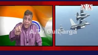 Pakistan K Terrorist Camps Per Indian Army K Attack Ki Tareef Ki Ashfaq Chulbul Ex Mayor Gulbarga Ne