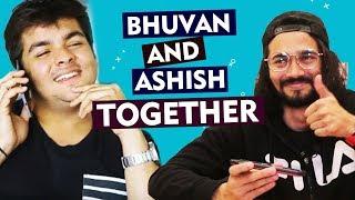 Bhuvan Bam And Ashish Chanchlani To Come Together Soon | Comedy Show