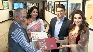 Madhuri Dixit At the Launch Of Coffee Table Book 'Ladakh & Spiti Chronicles'